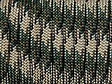 Alsino Starke Fallschirmschnur Survival Paracord Mehrzweck-Seil Survival-Seil - 5m 10m 15m 30m, Stärke: 4mm Belastbar bis 60kg 135lbs