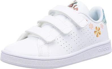 adidas Advantage C, Scarpe da Tennis Unisex-Bambini