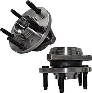 Detroit Axle - Front Wheel Bearing Hub Assembly Set for 1999-03 Ford Windstar 5 Lug (Pair) 513156 x2