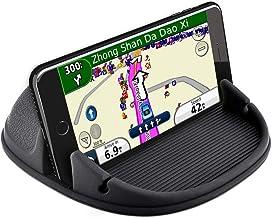 Car Phone Holder Car Phone Mount Anti-Slip Silicone Car Pad for Car Dashboard Cell Phone..