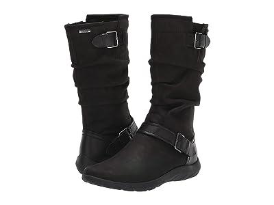 Cobb Hill Amalie Mid Boot Waterproof (Black) Women