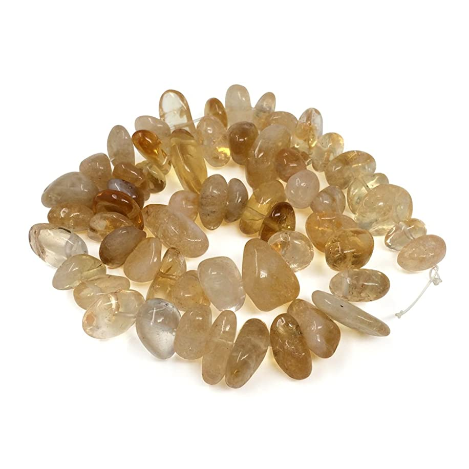 Top Quality Natural Citrine Gemstone ~7-12mmmm Center Drilled Rondelle Stone Beads 16