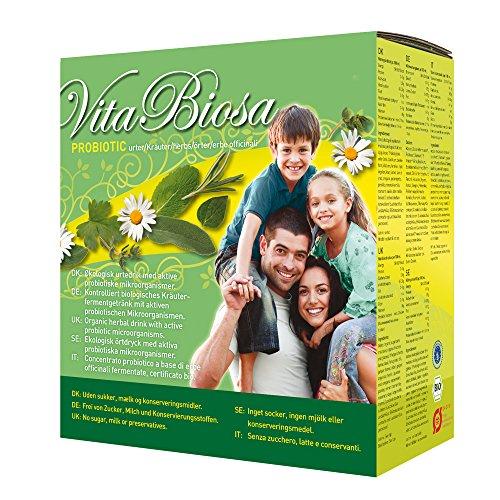 Mera BIO Vita Biosa, Kräutersaft, 3 L Bag-in-Box