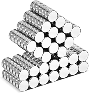 Wukong 105 piezas Imanes de nevera de cilindro de neodimio