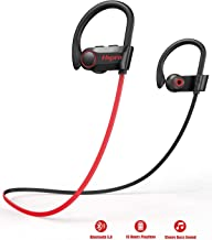Bluetooth Headphones Wireless Earbuds with CVC6.0 Noise Cancelling Mic, HSPRO IPX7 Sports..