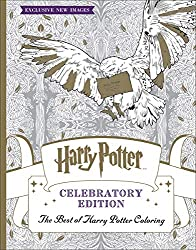 The Best Of Harry Potter Celebration Edition Coloring Book