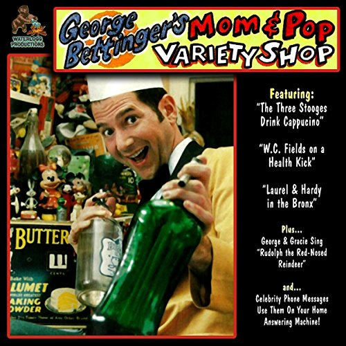 George Bettinger's Mom & Pop Variety Shop copertina