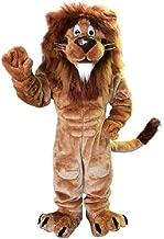 Lion Mascot Costume Character Adult Sz Real Picture Langteng Cartoon