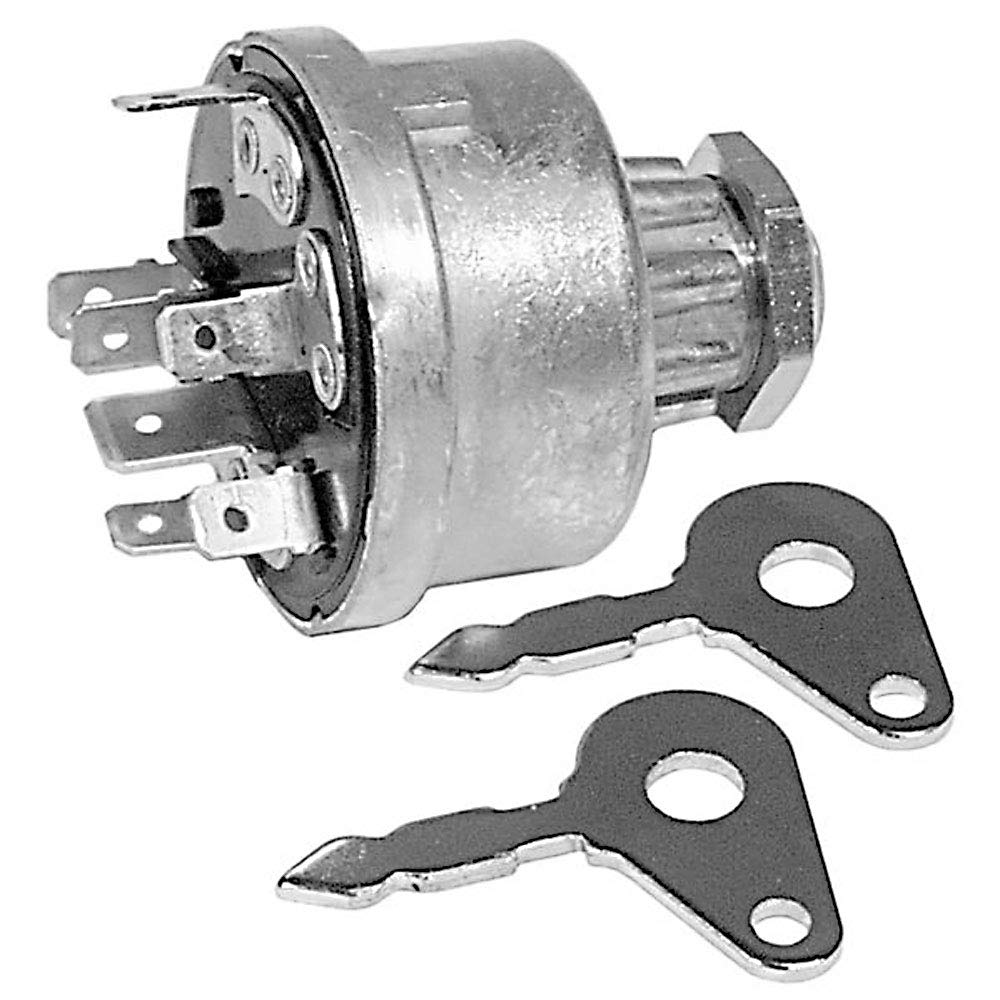 Switch with Nut Ford 2000 2310 2600 2610 2810 2910 3230 3430 3600 3610  39103930 4000 4100 4110 4130 4600 4610 4630 4830 5000 5030 5110 5600 5610  5700 6600 6610 6700 6710 7000 7600 7610 7700 7710 7810: Amazon.com:  Industrial & Scientific | Ford Tractor Ignition Switch Wiring Diagram |  | Amazon.com