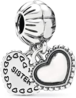 My Special Sister Charm, Sterling Silver, One Size