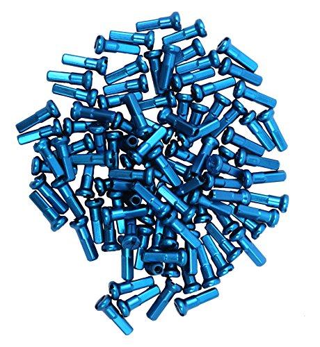 MSC Speichen-Nippel aus Alu7075 T6 14mm. 100Stücks