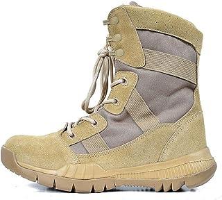 Herren Winter Stiefeletten Außen Arbeit Wandern Klettern Schuhe Wolle Gefüttert