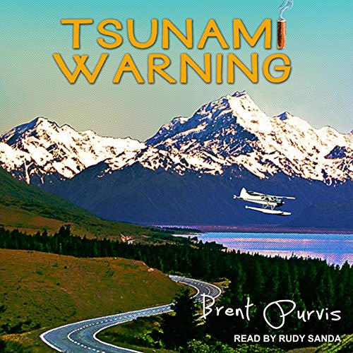 Tsunami Warning audiobook cover art