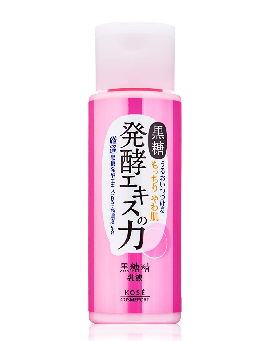 KOSE コーセー 黒糖精 ジェル乳液 150ml