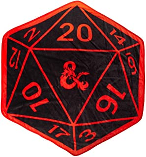 Best dungeons and dragons blanket Reviews