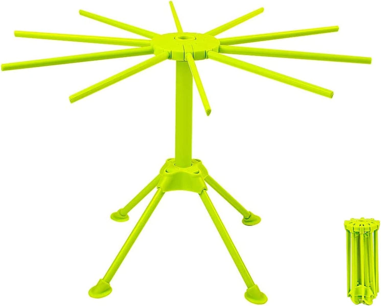 HOUPDA Pasta Drying Rack Collapsible Noodle H Ranking TOP12 Stand Virginia Beach Mall 10 With Bar