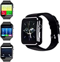 Smart Watch for Android Phones,ASOON Bluetooth Touch Screen Smart Watch Support SIM Card, Pedometer, Sleep Monitor for Samsung LG Galaxy Note Sony Nexus
