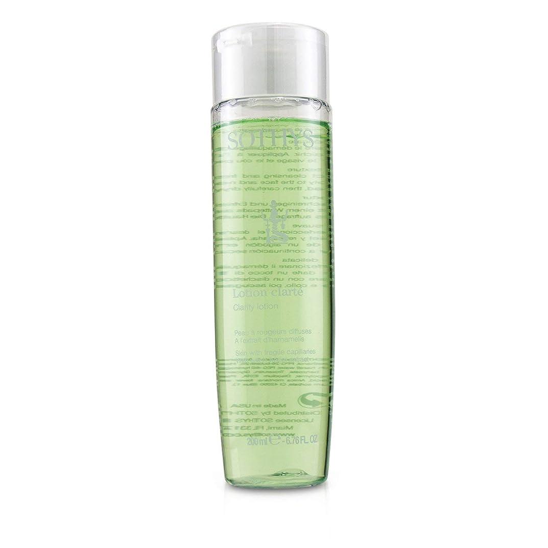 おとこゆるい手順Sothys Clarity Lotion - For Skin With Fragile Capillaries, With Witch Hazel Extract 200ml/6.76oz並行輸入品