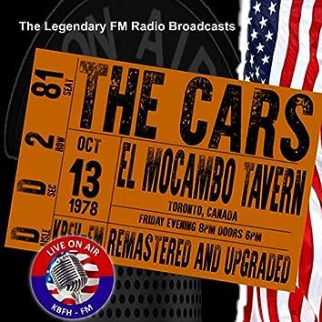 Legendary FM Broadcasts - El Mocambo Tavern, Toronto,  Canada 13 October 1978