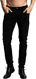 Slim Fit Jeans, Men's Younger-Looking Fashionable Colorful Super Comfy Stretch..