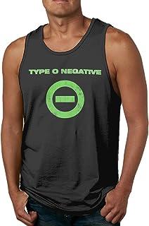 TYPE O NEGATIVE Tank Top Men Rock Athletic Vest Rock Band Shirt