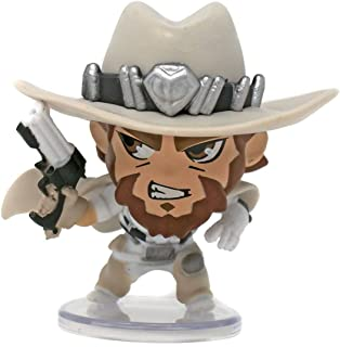 Cute But Deadly CBD Series 5 (Overwatch Edition) White Hat McCree 3.5-Inch Minifigure