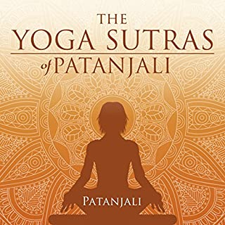 The Yoga Sutras of Patanjali cover art