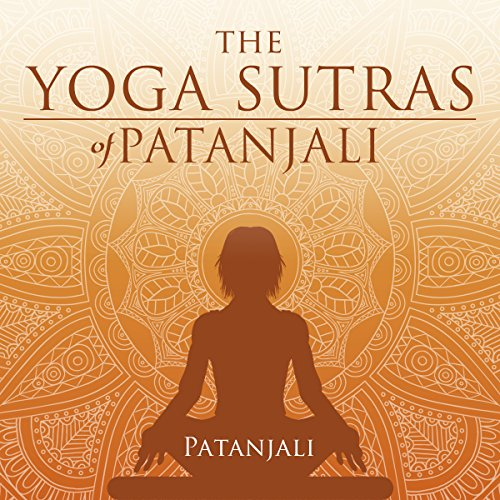 The Yoga Sutras of Patanjali audiobook cover art
