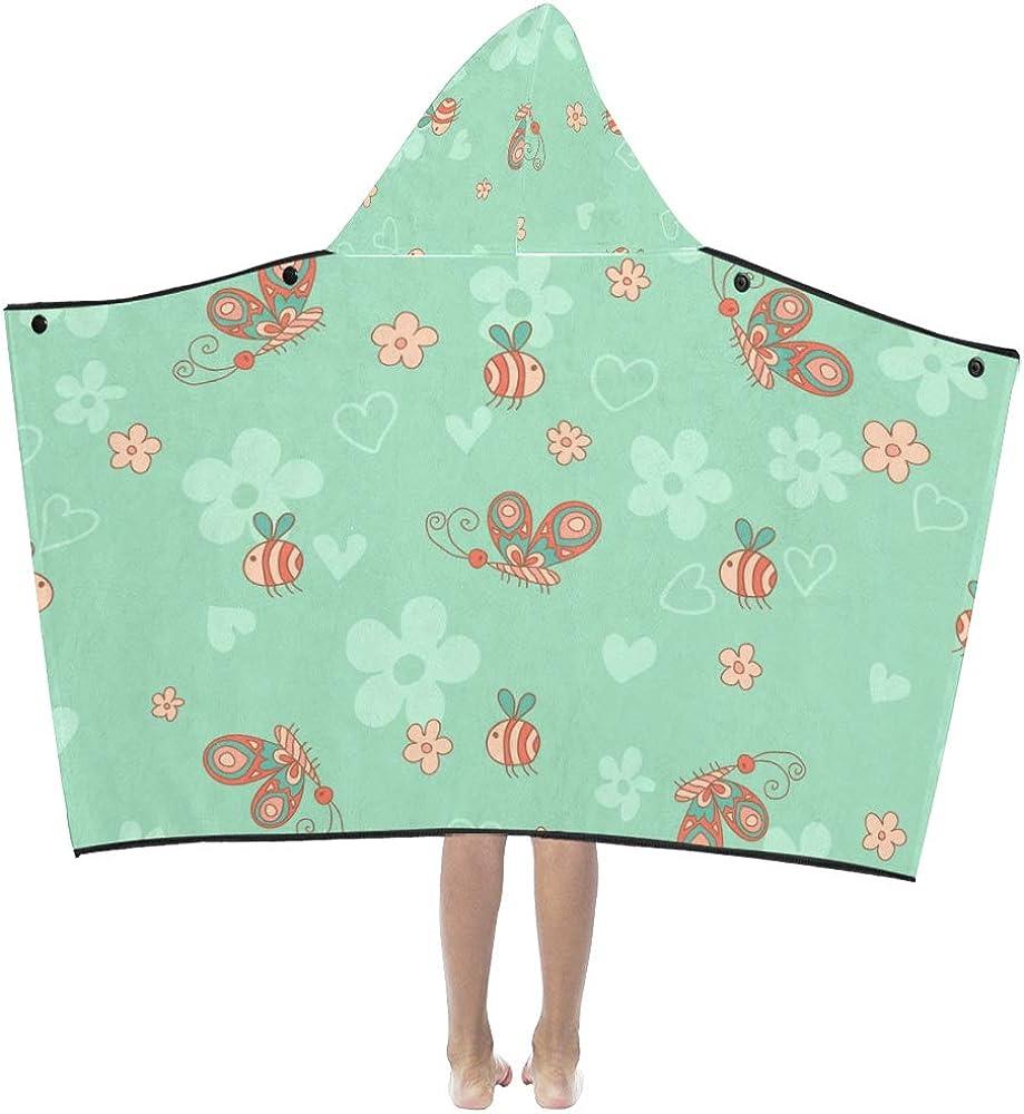 Kids Naptime Blanket Childlike Cartoon Cute Butterfly Time sale H Bee Classic