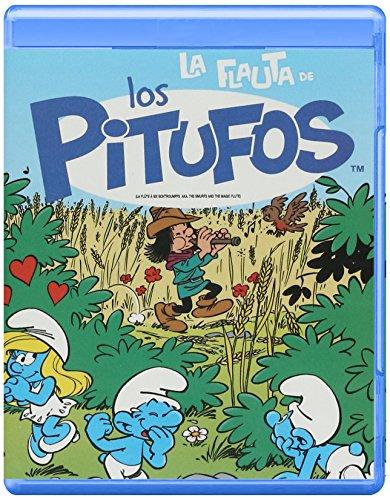 La Flauta Mágica De Los Pitufos [Blu-ray]