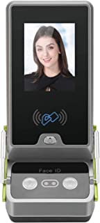 TCP IP 2.8in Access Control Card ID Card Password Face Recognition Access Control For Office Building Community