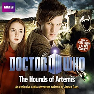 Doctor Who: The Hounds of Artemis cover art