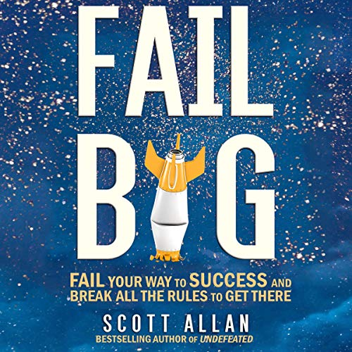 Fail Big audiobook cover art