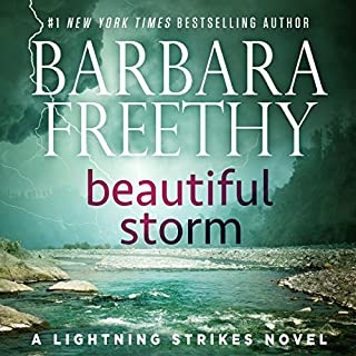 Beautiful Storm audiobook cover art