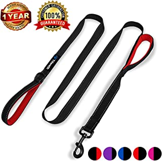 Best dog leashes with two handles Reviews