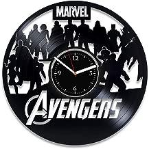 Best marvel vinyl clock Reviews