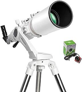 High Power Binoculars, Astronomy Telescope 102Mm Space for Children's Refractor Beginners Sky Monocular Kids' Gift Outside...