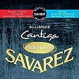 【2セット】SAVAREZ サヴァレス 510 ARJP -Mixed tension- ALLIANCE/Cantiga PREMIUM アリアンス高音弦 カンティーガ・プレミアム低音弦