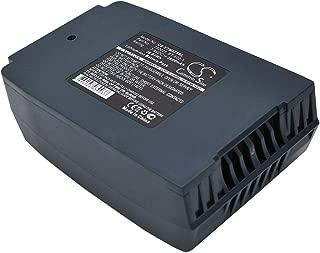 VINTRONS 3600mAh Replacement Battery for VOCOLLECT Talkman T2, Talkman T2X