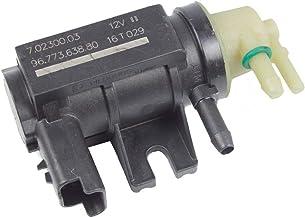 Electroválvula Sensor de Presión Turbo 1618C9, 9652570180, 131313848