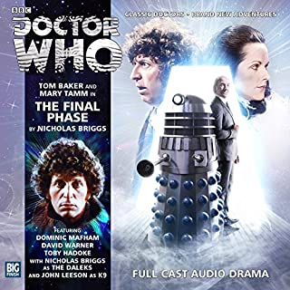 Doctor Who - The Final Phase cover art