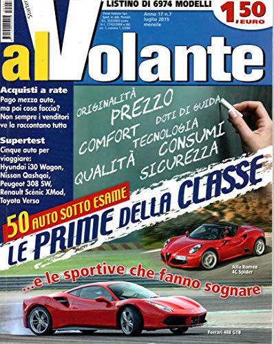 Al Volante 7 luglio 2015 Lancia Ypsilon 0.9 TwinAir Ecochic Elefantino-Ford Focus 1.0 Ecoboost Titanium X