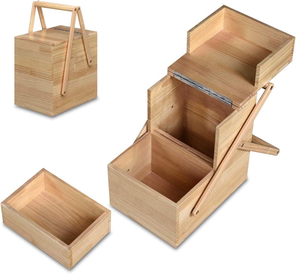 木製キッチンツールボックス Sサイズ/FIELDOOR(フィールドア)