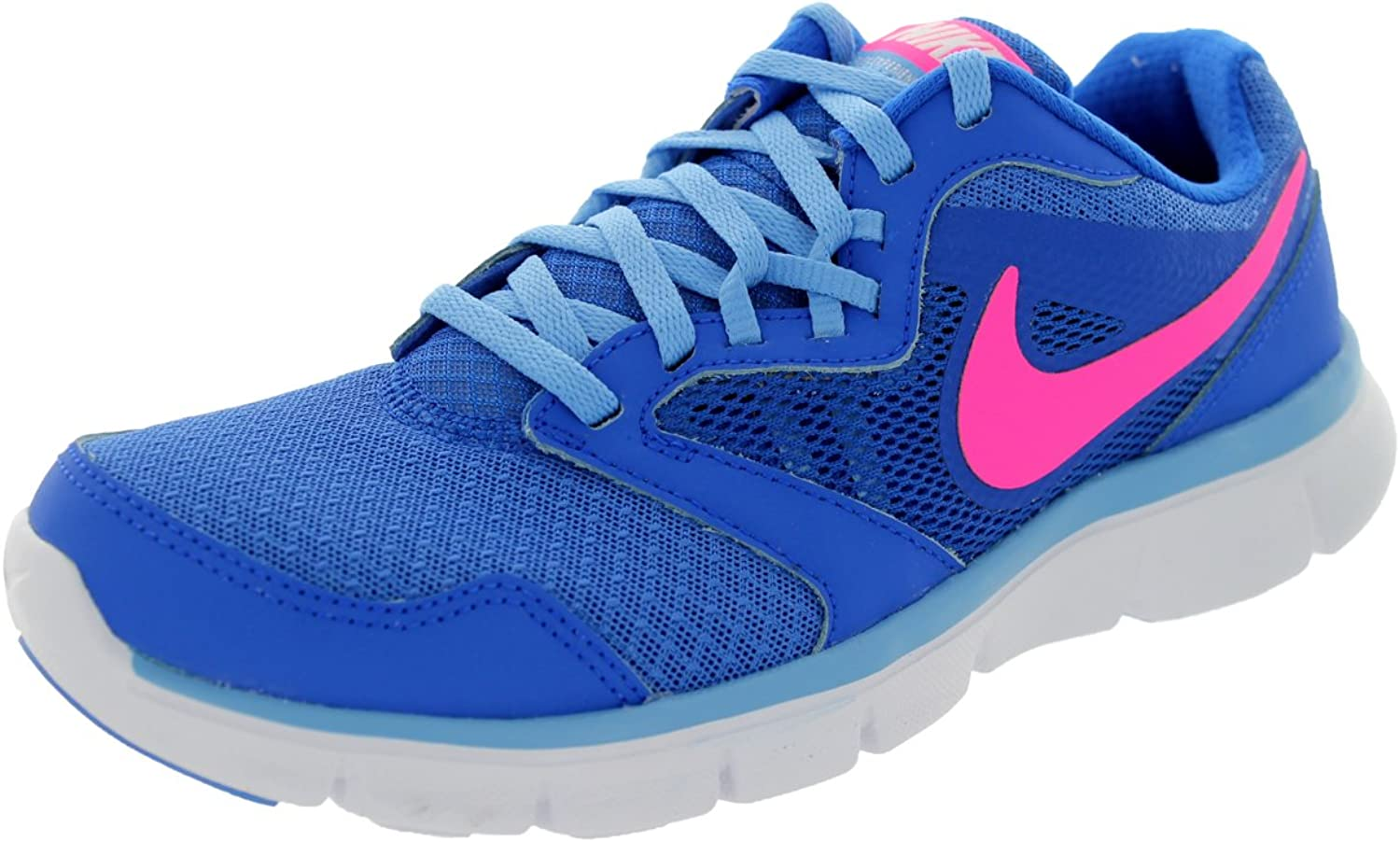 New Nike Women's Flex Experience Run 3 Running shoes bluee Graphite Clearwater
