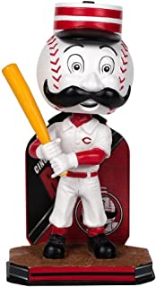 FOCO MLB Unisex Mascot Name and Number Bobble