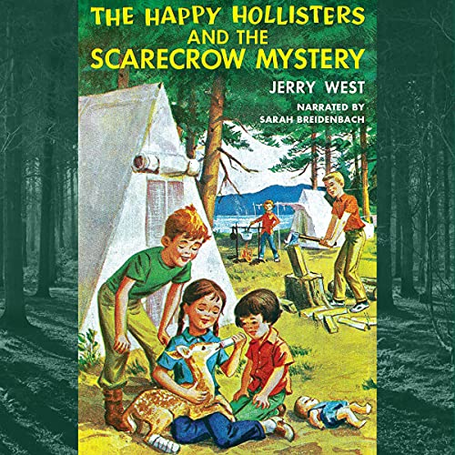 The Happy Hollisters and the Scarecrow Mystery Titelbild