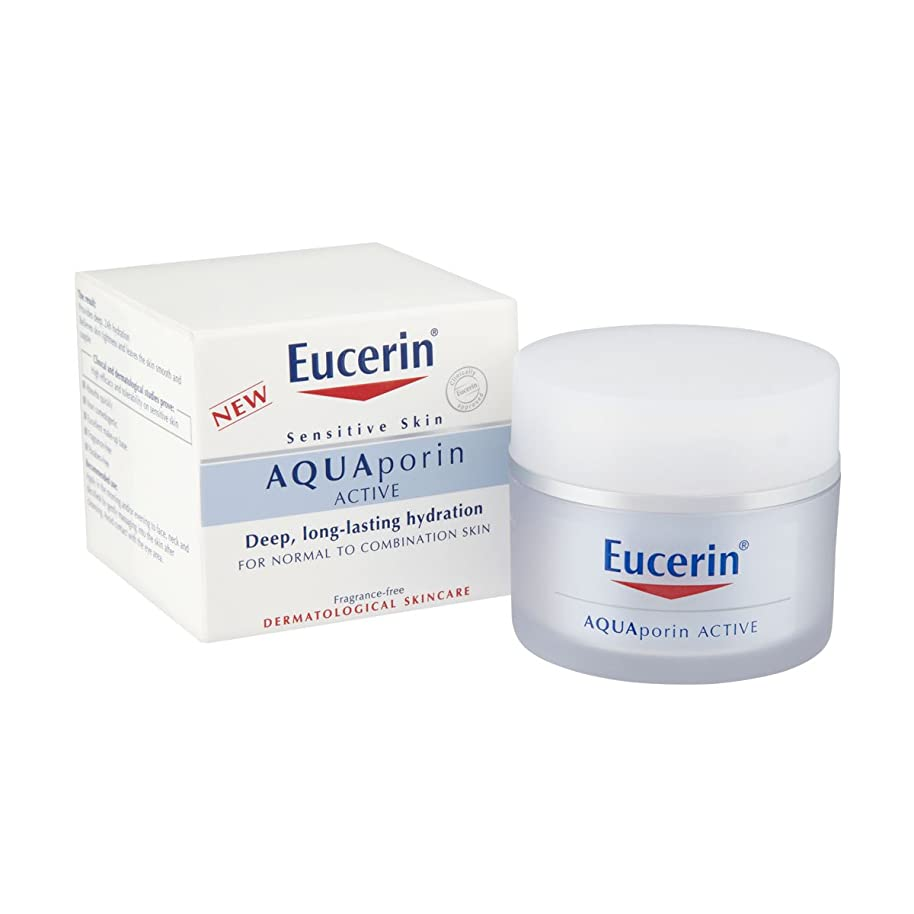 に対応する床体系的にEucerin Aquaporin Active Normal To Combination Skin 50ml [並行輸入品]