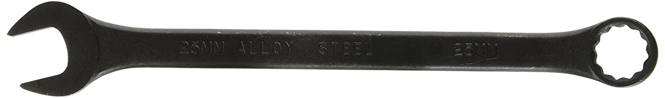 Blackhawk By Proto BW-1125MB 12 Point Combination Wrench, 25mm, Black Oxide Finish
