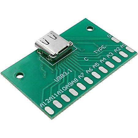 ICONSOP USB-C 変換基板 テストボード IC-YCT1
