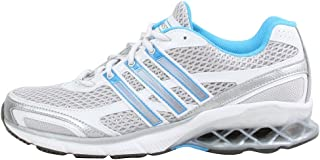 adidas Women's Boost Blue/Gray/White/Silver Running Shoes
